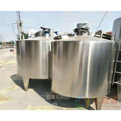 天津厂家供应二手不锈钢316L储罐