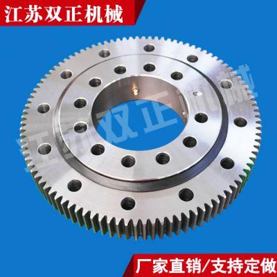 江苏双正生产小型回转支承011.20.224转盘轴承