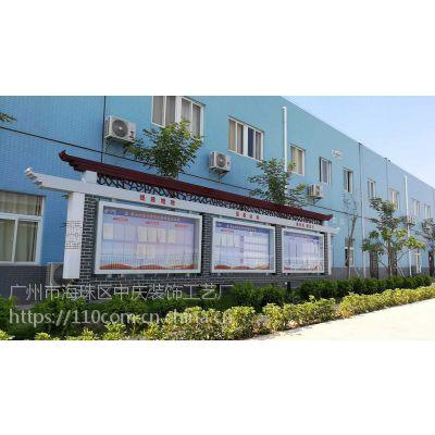 供应广州宣传橱窗制作 不锈钢橱窗