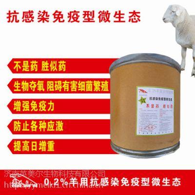 0.2%营养型添加剂+抗感染+抗应激+英美尔大品牌+肉羊专用+饲料预混料