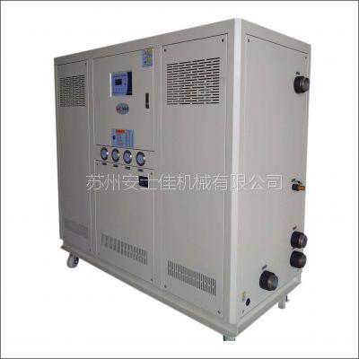 供应青松油墨冷水机 20HP水冷式冷水机销售 信誉AAAAA