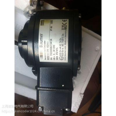 瑞士HOG86E系列堡盟重载编码器HOG86E.FP6DN1024R