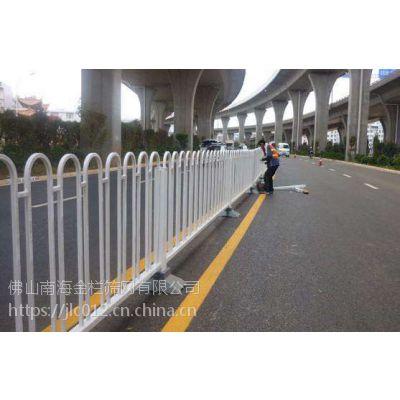 肇庆道路隔离防护栏 U型护栏厂家 交通隔离栅价格
