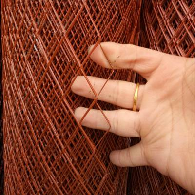 钢板网重量 钢板网图片 镀锌菱型网