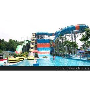厂家直销水上乐园设备 水屋水寨设施 大喇叭滑梯设备