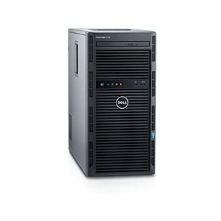 Dell/戴尔 T130塔式单路服务器至强数据库虚拟化主机