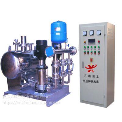 箱式无负压供水设备厂家 箱式变频无负压供水设备厂家