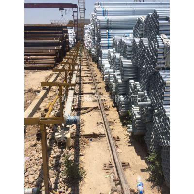 文山镀锌管价格 文山60钢管 材质Q235B