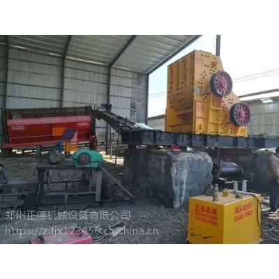 郑州正德机械生产的双级无筛底粉碎机 集技术与创新的完美结合
