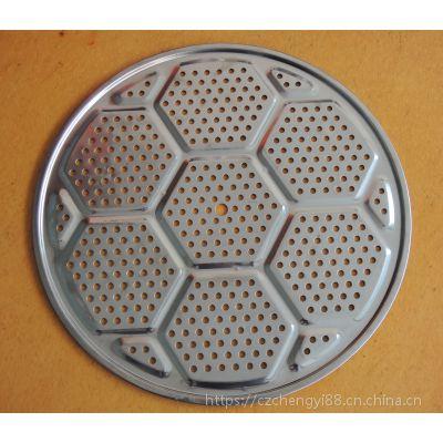 厂价供应厨房用品 加厚不锈钢蒸片 蒸盘 厂价直销 26cm-68cm规格齐全 地摊货源