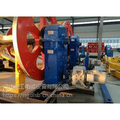 线缆生产设备管绞机成套设备