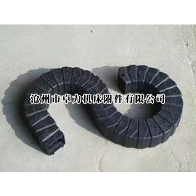 拖链 工程塑料尼龙拖链 电缆拖链 尼龙塑料拖链厂家直销