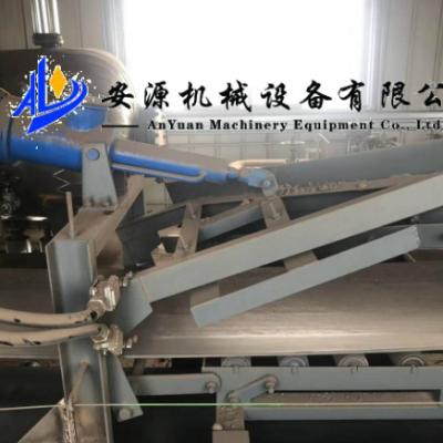 厂家直销可变槽角式犁式卸料器带宽1200型