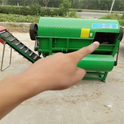 优质富兴牌高产量干湿两用花生摘果机 干湿两用大型花生摘果机厂家
