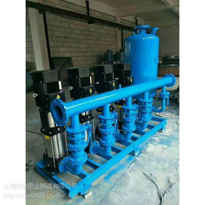 ABD系列单极消防水泵XBD3.2/1.11-25L-160变频恒压给水成套设备
