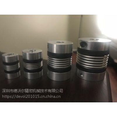 供应CPB/CPBS/CPBC/CPBSC-D12/D16/D20/D25/D32波纹管型联轴器
