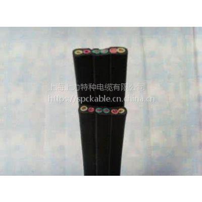 聚氨酯SPC上力缆-SPCFLAT-CHAIN-JZ-YP停车场拖链扁电缆