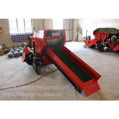 甘肃秸秆打捆机厂家 甘肃秸秆打捆机价格 河南小麦秸秆打捆机生产厂家