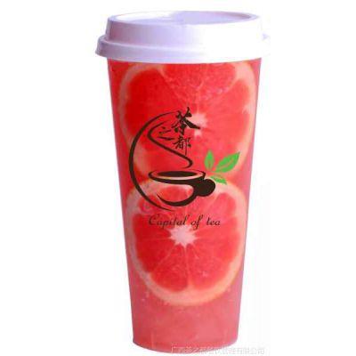 茶之都满杯清香红柚连锁加盟