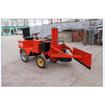 牛槽清扫车生产厂家,牛槽清扫车价格,甘肃宾利达