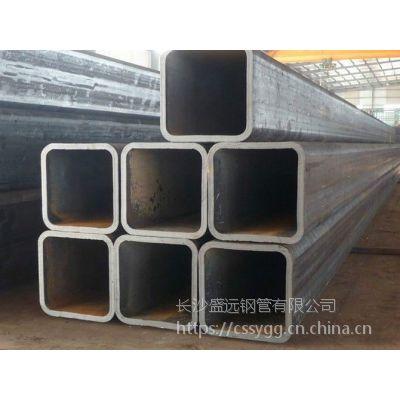 大口径超长20#、345B等材质无缝方管现货供应