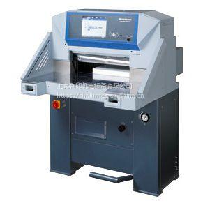 Horizon(日本好利用)APC-610切纸机,程控双液压切纸机,