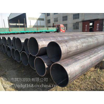 609*16 Q235B大口径直缝钢管在线生产中 欢迎广大客户洽谈