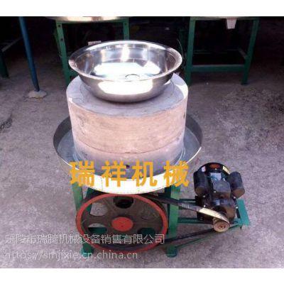 石磨香油机-山东石磨香油机厂家-电动石磨香油机