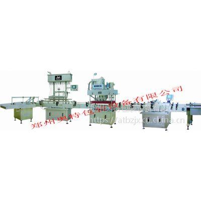 供应现货销售 AT-L12调味品灌装机 白酒灌装机