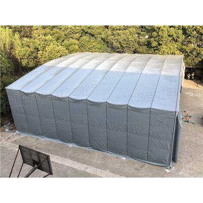 溧水区移动大型工厂雨棚定做厂家_布室外活动伸缩推拉帐篷