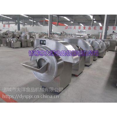 QS大型芥菜切丝机|自动土豆切丝机