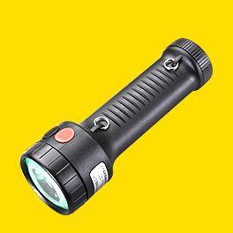 铁路手信号灯,多功能照明信号手电筒,三色信号手电筒