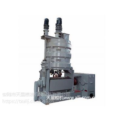 安陆 安粮榨油机 LYZX18型 低温螺旋榨油机