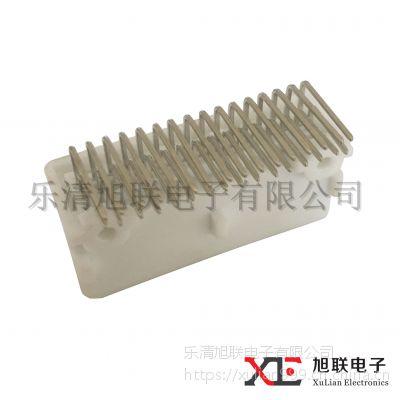 供应优质汽车连接器/插件/护套/端子DJ7321-0.7-10AW国产针座现货