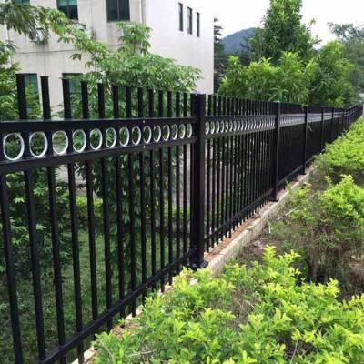 茂名铁路专用围栏多少钱 潮州小区公园围墙栅栏厂里有现货