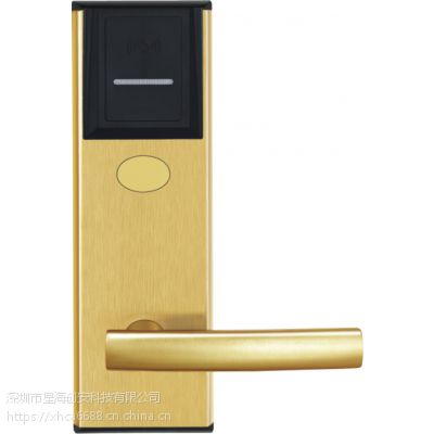 2018星海创安智能感应IC刷卡锁CA-6002J