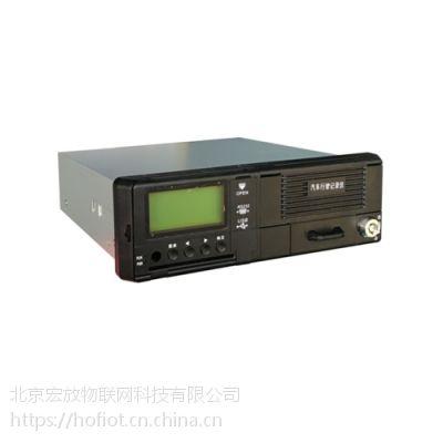 MR9808车载4G视频汽车行驶记录仪部标一体机