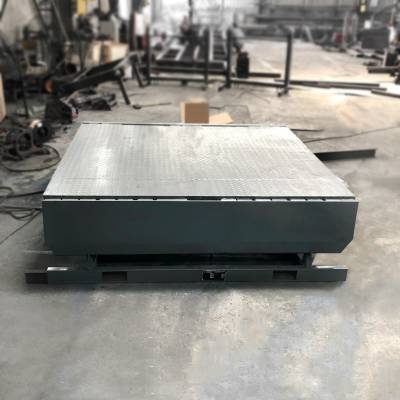 大连市厂家直销DCQG大吨位固定式登车桥 电动液压升降叉车装卸台