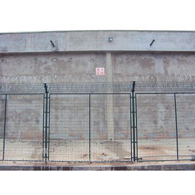 监狱护栏 监狱隔离网 框架护栏网 专业正规厂家-冀增