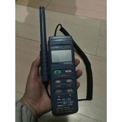 群特CENTER-314温湿度记录仪 温度湿度计