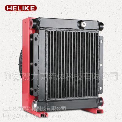 江苏贺力克流体液压油冷却器DXC-8贺德克冷却器
