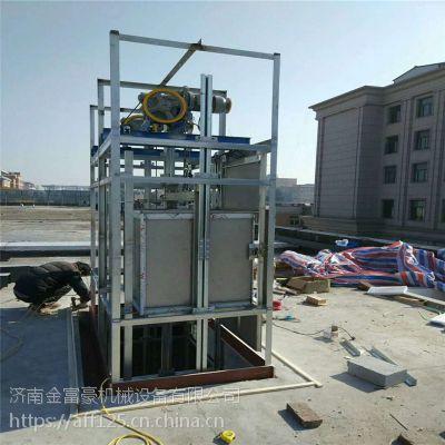 传菜机全国上门安装测量 传菜电梯安装落地式 酒店专用餐梯传菜机