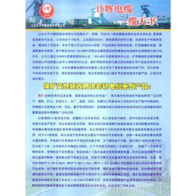 耐克森阳谷新日辉煤矿变频装置用橡套软电缆系列产品