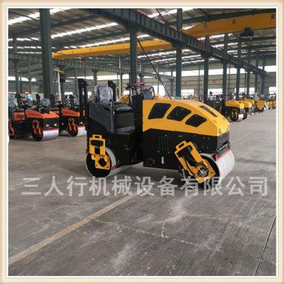 新疆三吨中小型压路机 常柴390动力3吨全液压压路机全国联保