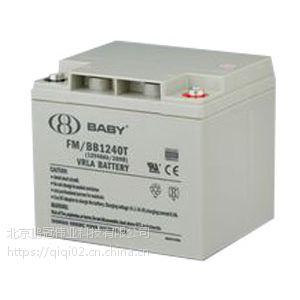 BABY蓄电池FM/BB1233T移动应急电瓶报价
