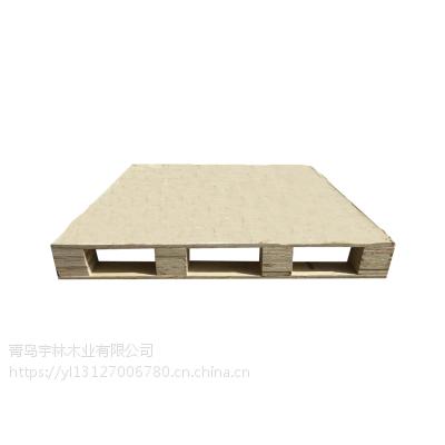 青岛港木托盘图纸厂家定做卡板无需熏蒸证书出口胶合板卡板