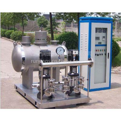 铜川无负压成套恒压变频供水设备 铜川恒压高层变频二次加压 RJ-2706