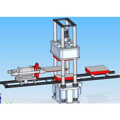 电液伺服压剪试验机,极限压剪模量试验机