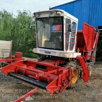 大型圆盘青储机 玉米秸秆青贮机工作原理