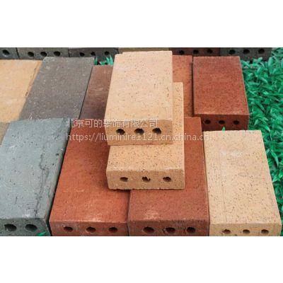 河北优质页岩砖、路面砖、步道砖